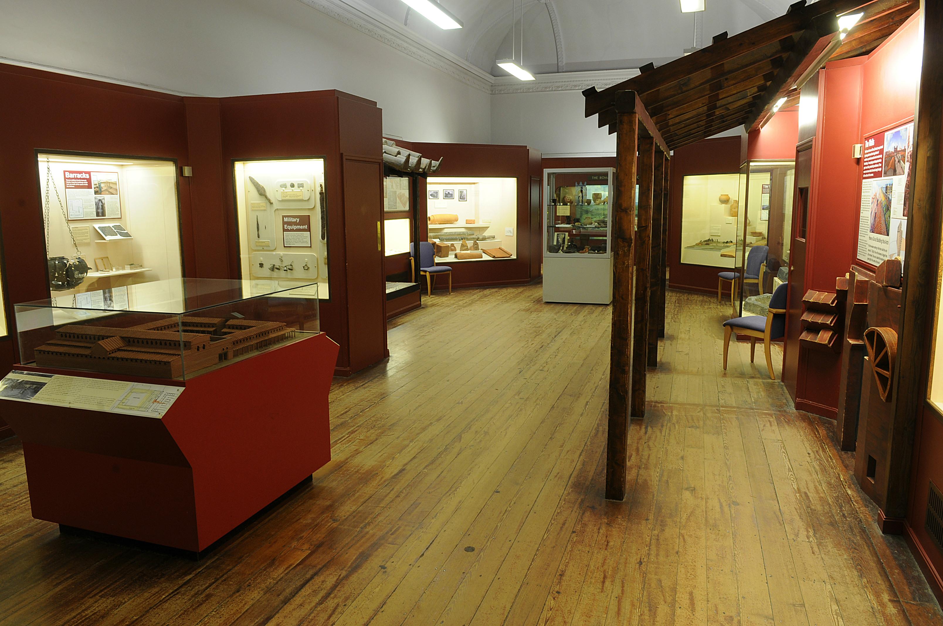 Newstead Gallery